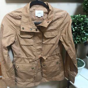 NWOT Loft jacket XXS PETITE